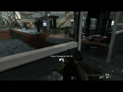 Modern Warfare 2: Cheat mode and Cheats!