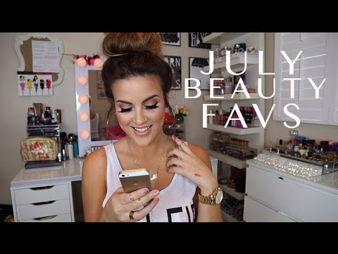 July Beauty Favorites 2014