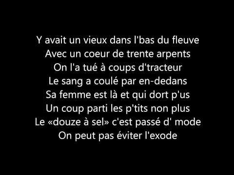 Gaston Mandeville - Le Vieux Dans Le Bas Du Fleuve