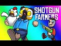 Shotgun Farmers Funny Moments - Menu Freestyle and Rando Dave!