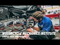 Motorcycle Tech Lab Tour, MMI in Phoenix, AZ - Motorcycle Mechanics Institute Technician School