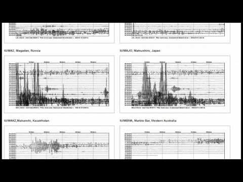 EARTHQUAKES - BACK to BACK 6.0 MAG...