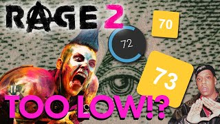 Rage 2 Review Scores are Too Low - Inside Gaming Daily