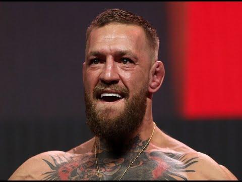 Conor McGregor Insane 2016 MMA Awards Speech