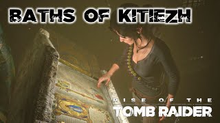 Rise of the Tomb Raider · Baths of Kitezh Challenge Tomb Walkthrough Video Guide