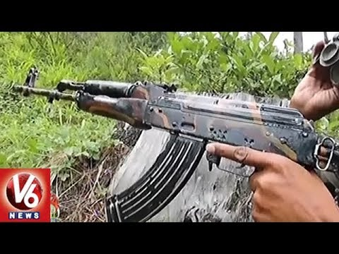 J&K: Two Terrorists Gunned Down And Soldier Martyred in Bandipora Encounter | V6 News