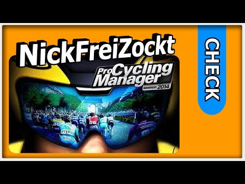 Pro Cycling Manager 2014 - 3D Rennen Review [PC   deutsch   FullHD]