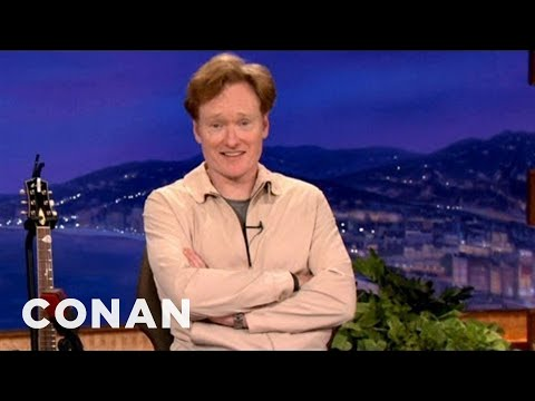 Scraps: JetBlue Fan Correction Gone Awry - CONAN on TBS