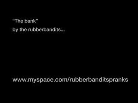 The Bank, Prank Call by the Rubberbandits