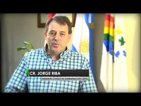 Cespal   saludo Jorge Riba