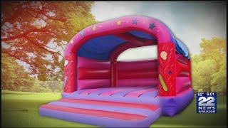 Unlicensed bounce house companies operating illegally in western Massachusetts