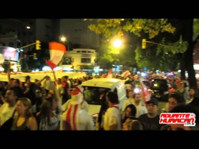 Dia del hincha de Huracan: ¡Grandeza demostrada!