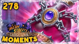 Epic Kazakus Potion!!! | Hearthstone Gadgetzan Daily Moments Ep. 278 (Funny and Lucky Moments)