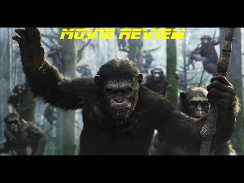 Dawn of the Planet of the Apes Movie Review - Joe's Review
