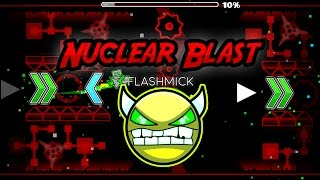 [Medium Demon] Nuclear Blast by Flashmick72 (me)