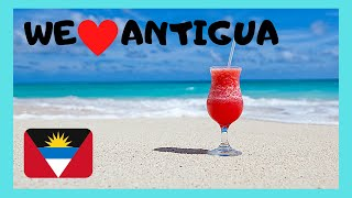 ANTIGUA, the world's MOST SPECTACULAR BEACHES (The Caribbean)
