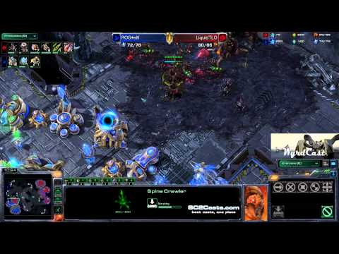 TLO (Z) vs elfi (P) - GosuGamers Replay of the Week
