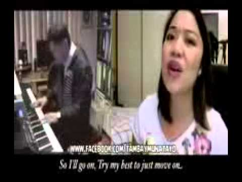 Help Me Get Over You By Jonalyn Viray (my Husband's Lover Ost Themesong) - Diane De Mesa Cover video