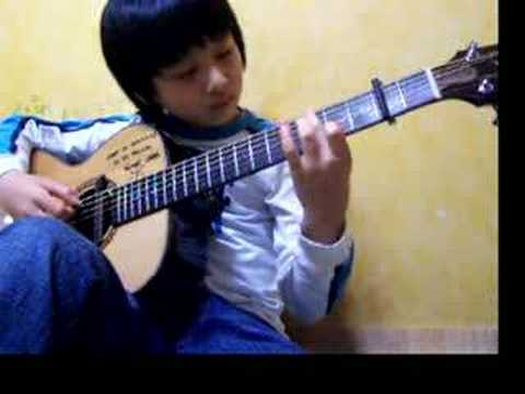Sungha Jung - Top Of The World