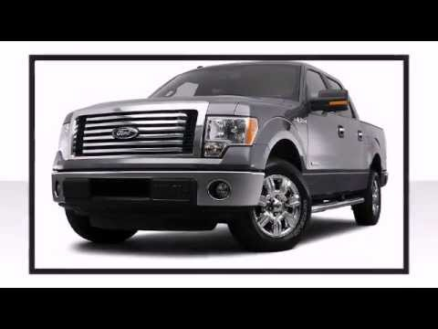 2012 Ford F-150 Video