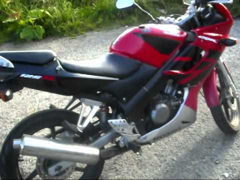 Honda CBR 125 Review