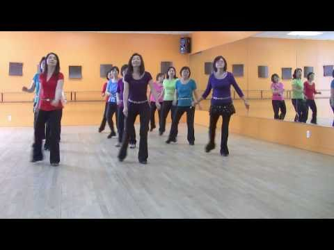 Af En Af - Line Dance (Dance & Teach in English & 中文)