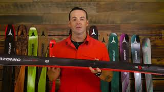 Atomic Vantage 100 CTI Skis- Men's 2018 Review
