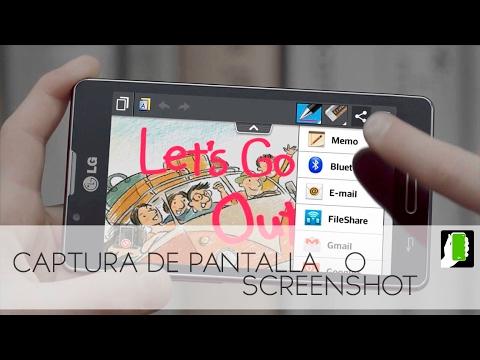 LG Optimus L5 II   Captura De Pantalla   O   Screenshot FACIL    HD