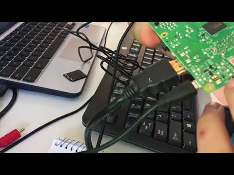 Raspberry Pi 3 installing Raspbian OS with NOOBS