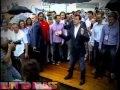 Президент Медведев танцует на Селигере с FUN-TO-MASS