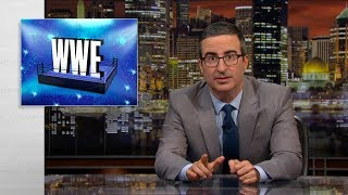 WWE: Last Week Tonight With John Oliver (HBO)