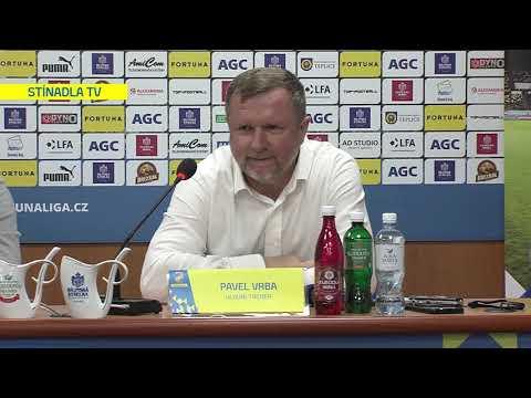 Tisková konference hostujícího trenéra po utkání Teplice - Plzeň (18.8.2019)