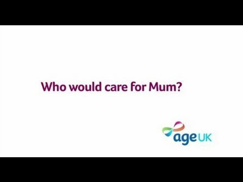 Who would care for mum