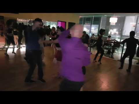 Salsa Legends Fest - Salsa Eddy y Jessica Szota