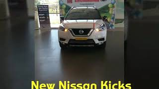 New Nissan Kicks Outlook view..