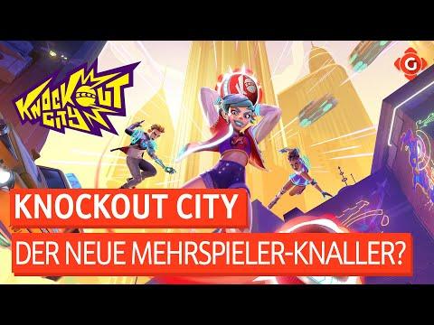 Knockout City - Der neue Mehrspieler-Knaller?   ANGEZOCKT