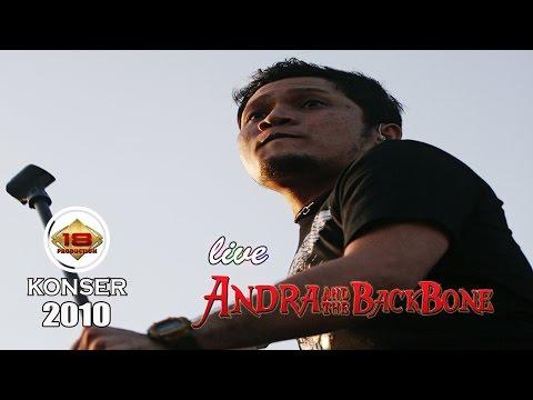 Andra And The Backbone - Pagi Jangan Cepat Datang (Live Konser Jember 8 Agustus 2010)