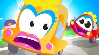 Baby Car, Beep Beep! | Kids Songs | by Little Angel