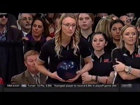 2016 NCAA Women's Bowling Championship