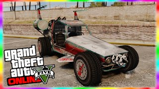 "GTA 5 Modded Mission: How to Get ""SPACE DOCKER"" Online! ""GTA 5 Rare Cars Online"""