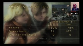 Resident Evil 4 - New game on normal mode