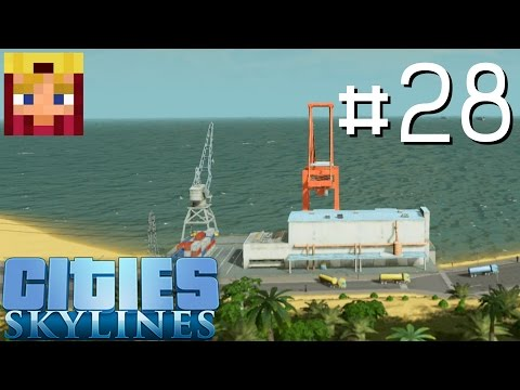 Cities Skylines Let's Play: Part 28 ►Pollution Solution◄ (Gameplay & Tutorial 1080p 60fps)