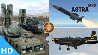 Indian Defence Updates : S-400 India Cancellation,150 Km Astra MK2 With SFDR,75 PC-7 Pilatus Deal