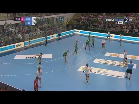 Győri Audi ETO KC vs Larvik HK PwC Handball Fiesta 2014 Teljes mérkőzés Full Match in HD