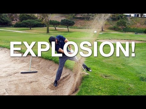 SLOW MO BUNKER SHOTS ARE THE BEST! - LOMAS SANTA FE // PART 1 (4K)
