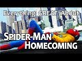 Everything GREAT About Spider-Man: Homecoming! MP3