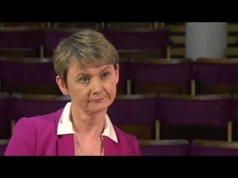 Yvette Cooper Labour Leadership fightback - Newsnight