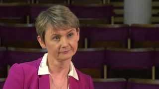 Yvette Cooper Labour Leadership fightback - Newsnight
