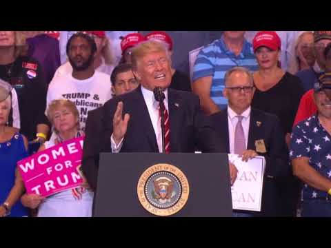 "Trump ""THEN HE MUST BE A RACIST"" President Donald Trump BASHES THE MEDIA on the Racist Discussion!"
