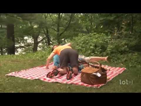 игры парней на природе видео